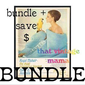 bundle + save